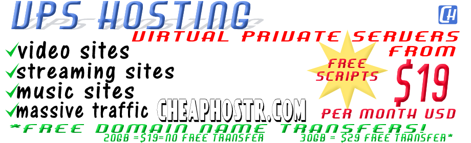 cheaphost vps host